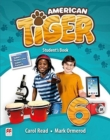 American Tiger Level 6 Student's Book Pack - Book
