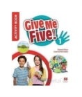 Give Me Five! Level 1 Activity Book - Book