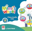 Mimi's Wheel Level 3 Audio CD - Book