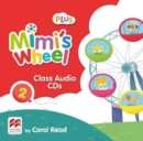 Mimi's Wheel Level 2 Audio CD Plus - Book