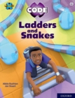 Project X CODE: Lime Book Band, Oxford Level 11: Maze Craze: Ladders and Snakes - Book