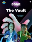 Project X CODE: Lime Book Band, Oxford Level 11: Maze Craze: The Vault - Book