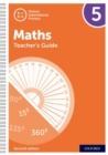 Oxford International Primary Maths Second Edition: Teacher's Guide 5 - Book