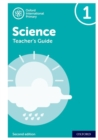 Oxford International Primary Science: Teacher's Guide 1 - Book