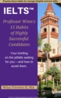 Professor Winn's 15 Habits of Highly Successful IELTS(TM) Candidates - eBook