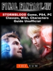 Final Fantasy XIV Stormblood Game, PS4, PC, Classes, Wiki, Characters, Guide Unofficial - eBook