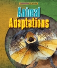 Animal Adaptations - Book