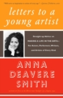 Letters to a Young Artist : Straight-up Advice on Making a Life in the Arts-For Actors, Performers, Writers, and Artists of Every Kind - Book