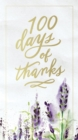 100 Days of Thanks - Book