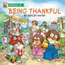 Being Thankful - Book