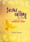 Jesus Calling: 50 Devotions for a Thankful Heart - Book