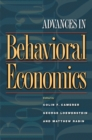 Advances in Behavioral Economics - eBook