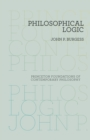 Philosophical Logic - eBook