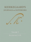 Kierkegaard's Journals and Notebooks, Volume 3 : Notebooks 1-15 - eBook