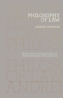 Philosophy of Law - eBook