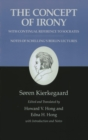 Kierkegaard's Writings, II, Volume 2 : The Concept of Irony, with Continual Reference to Socrates/Notes of Schelling's Berlin Lectures - eBook