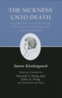 Kierkegaard's Writings, XIX, Volume 19 : Sickness Unto Death: A Christian Psychological Exposition for Upbuilding and Awakening - eBook
