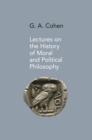 Lectures on the History of Moral and Political Philosophy - eBook