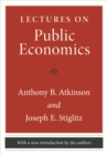 Lectures on Public Economics : Updated Edition - eBook