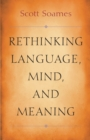 Rethinking Language, Mind, and Meaning - eBook