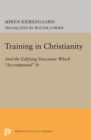 Training in Christianity - eBook