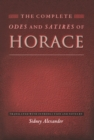 The Complete Odes and Satires of Horace - eBook