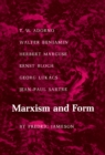 Marxism and Form : 20th-Century Dialectical Theories of Literature - eBook