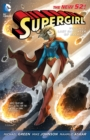 Supergirl Vol. 1 : Last Daughter Of Krypton (The New 52) - Book