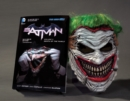 Batman: Death of the Family Book and Joker Mask Set - Book