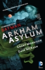 Batman Arkham Asylum 25Th Anniversary - Book