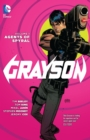 Grayson Vol. 1 Agents Of Spyral (The New 52) - Book
