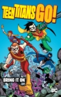Teen Titans Go! Bring It On - Book