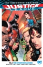 Justice League Vol. 1 The Extinction Machines (Rebirth) - Book