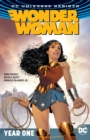 Wonder Woman Vol. 2 Year One (Rebirth) - Book