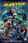 Justice League Vol. 4 Endless (Rebirth) - Book