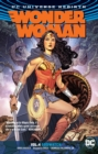 Wonder Woman Vol. 4 Godwatch (Rebirth) - Book