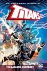 Titans The Lazarus Contract - Book