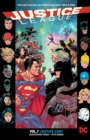 Justice League Volume 7 : Justice Lost Rebirth - Book