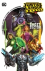 Justice League Odyssey Vol. 1: The Ghost Sector - Book