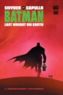Batman: Last Knight on Earth - Book