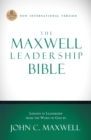 NIV, The Maxwell Leadership Bible, eBook : Holy Bible, New International Version - eBook