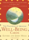 The Teachings of Abraham Well-Being Cards - Book