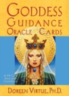 Goddess Guidance Oracle Cards - Book