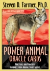 Power Animals Oracle Cards - Book