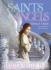 Saints And Angels Oracle Cards - Book