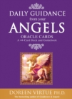 Daily Guidance From Your Angels Oracle Cards : 365 Angelic Messages... - Book