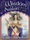 Wisdom Of Avalon Oracle Cards - Book