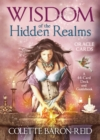 Wisdom of the Hidden Realms Oracle Cards - Book