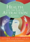 Health and the Law of Attraction Cards - Book