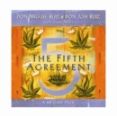 The Fifth Agreement Cards - Book